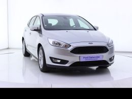 Coches segunda mano - Ford Focus 1.5 TDCi 88kW Trend+ en Zaragoza