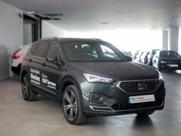 Coches segunda mano - SEAT Tarraco 2.0 TDI 110kW (150CV) S&S Xcellence Plus en Zaragoza