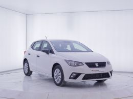 Coches segunda mano - SEAT Ibiza 1.6 TDI 59kW (80CV) Reference Plus en Zaragoza