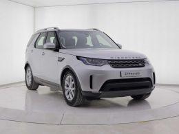 Coches segunda mano - Land Rover Discovery 2.0 I4 SD4 177kW (240CV) SE Auto en Zaragoza