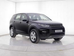 Coches segunda mano - Land Rover Discovery Sport 2.0L eD4 110kW (150CV) 4x2 SE en Zaragoza