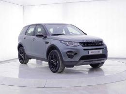 Coches segunda mano - Land Rover Discovery Sport 2.0L TD4 110kW (150CV) 4x4 HSE en Zaragoza