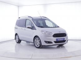 Coches segunda mano - Ford Tourneo Courier 1.0 EcoBoost 100cv Titanium en Zaragoza