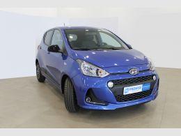 Coches segunda mano - Hyundai i10 1.2 Go! Plus en Huesca