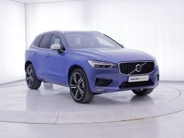 Coches segunda mano - Volvo XC60 2.0 D4 R-Design Auto en Zaragoza