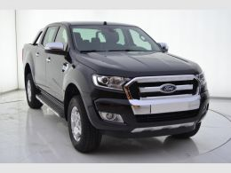 Coches segunda mano - Ford Ranger 2.2 TDCi 118kW 4x4 Dob Cab. XLT Ltd S/S en Zaragoza