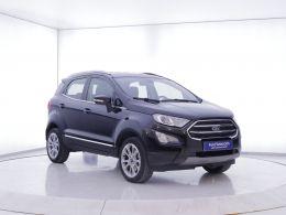 Coches segunda mano - Ford EcoSport 1.0T EcoBoost 73kW (100CV) S&S Titanium en Zaragoza