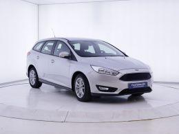 Coches segunda mano - Ford Focus 1.0 Ecoboost 92kW Trend+ Sportbr en Zaragoza