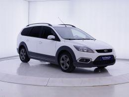 Coches segunda mano - Ford Focus 1.8 TDCi Trend X-Road Sportbreak en Zaragoza