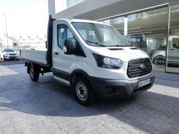 Coches segunda mano - Ford Transit 350 125kW L2 Ambiente Tracción Delantera en Zaragoza