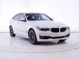 Coches segunda mano - BMW Serie 3 320d Gran Turismo en Zaragoza