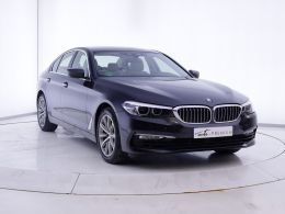 Coches segunda mano - BMW Serie 5 520iA en Zaragoza