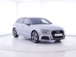 Coches segunda mano - Audi A3 S line edition 1.6 TDI 85kW Sportback en Zaragoza