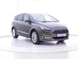 Coches segunda mano - Ford S-Max 2.0 TDCi 140kW Vignale PowerShift en Zaragoza