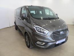 Coches segunda mano - Ford Tourneo Custom 2.0 TDCI 125kW (170CV) L2 Titanium en Huesca