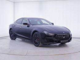 Coches segunda mano - Maserati Ghibli V6 275 HP D RWD en Zaragoza