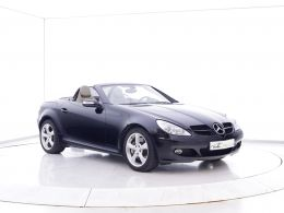 Coches segunda mano - Mercedes Benz Clase SLK SLK 350 en Zaragoza