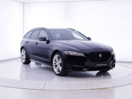 Coches segunda mano - Jaguar XF 2.0 I4 184kW R-Sport Auto Sportbrake en Zaragoza
