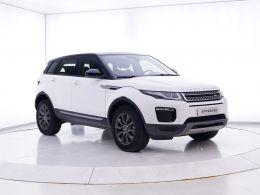 Coches segunda mano - Land Rover Range Rover Evoque 2.0L TD4 Diesel 110kW (150CV) 4x4 SE en Zaragoza