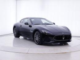 Coches segunda mano - Maserati GranTurismo Sport 4.7 V8 RWD en Zaragoza