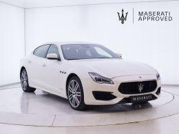 Coches segunda mano - Maserati Quattroporte 3.0 V6 Diésel GranSport Automático en Zaragoza