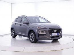 Coches segunda mano - Hyundai Kona 1.6 GDI HEV 104 kW/141 CV DT Tecno Red en Huesca