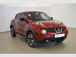 Coches segunda mano - Nissan JUKE 1.5 dCi S&S TEKNA PREMIUM 17 4X2 en Huesca