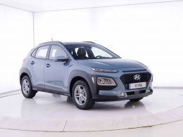 Coches segunda mano - Hyundai Kona KONA TGDI 1.0 120CV 4X2 SLE en Huesca