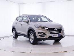 Coches segunda mano - Hyundai Tucson 1.6 GDI 97kW (131CV) SLE 4X2 en Zaragoza
