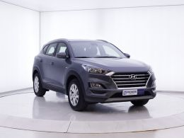 Coches segunda mano - Hyundai Tucson 1.6 CRDI 85kW (116CV) 48V SLE 4X2 en Zaragoza