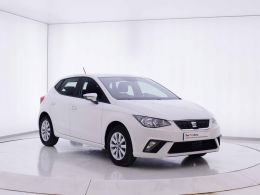 Coches segunda mano - SEAT Nuevo Ibiza 1.0 MPI 59kW (80CV) Style en Zaragoza