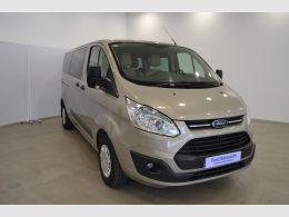 Coches segunda mano - Ford Transit Custom Kombi 2.2 TDCI 155cv 300 L2 Trend en Huesca
