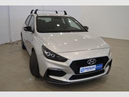Coches segunda mano - Hyundai i30 I30 5P TGDI 1.4 140CV N-LINE MY19 en Huesca
