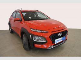 Coches segunda mano - Hyundai Kona KONA TGDI 1.0 120CV 4X2 KLASS en Zaragoza