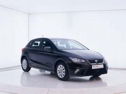 Coches segunda mano - SEAT Ibiza 1.0 MPI 59kW (80CV) Style en Zaragoza