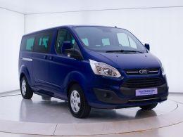 Coches segunda mano - Ford Tourneo Custom 2.0 TDCI 170cv L2 Titanium en Zaragoza