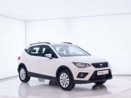 Coches segunda mano - SEAT Arona 1.6 TDI 70kW (95CV) Style Edition Eco en Zaragoza