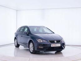 Coches segunda mano - SEAT Leon ST 1.6 TDI 85kW (115CV) St&Sp Style Ed en Zaragoza