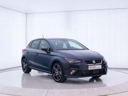 Coches segunda mano - SEAT Ibiza 1.0 EcoTSI 85kW (115CV) FR Plus en Zaragoza