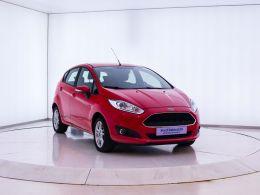 Coches segunda mano - Ford Fiesta 1.5 TDCi 63kW Trend 5p en Zaragoza
