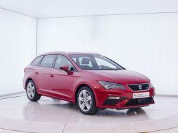 Coches segunda mano - SEAT Leon ST 2.0 TDI 110kW St&Sp FR Ed Plus en Zaragoza