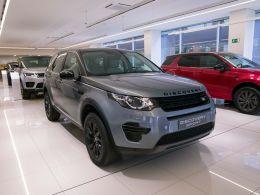 Coches segunda mano - Land Rover Discovery Sport 2.0L TD4 (150CV) 4x4 SE en Zaragoza