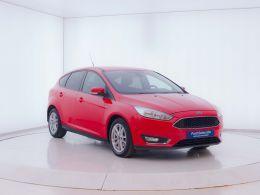 Coches segunda mano - Ford Focus 1.0 Ecoboost 125cv Pow.Trend+ en Zaragoza
