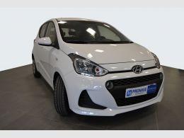 Coches segunda mano - Hyundai i10 1.0 Klass en Huesca