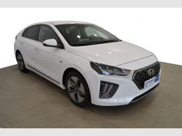 Coches segunda mano - Hyundai IONIQ 1.6 GDI HEV Tecno DT en Huesca