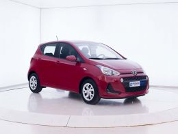 Coches segunda mano - Hyundai i10 1.0 MPi Tecno en Zaragoza