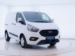 Coches segunda mano - Ford Transit Custom Van 2.0 TDCI 96kW 280 L1 Trend en Zaragoza