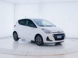 Coches segunda mano - Hyundai i10 1.2 Tecno Edition en Zaragoza