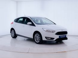 Coches segunda mano - Ford Focus 1.5 TDCi E6 Business en Zaragoza