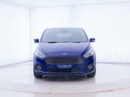 Coches segunda mano - Ford S-Max 2.0 TDCi Titanium PowerShift en Zaragoza